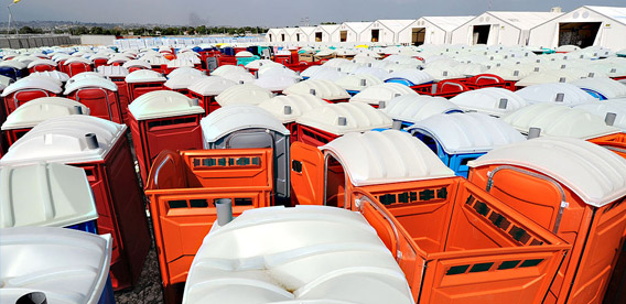 Champion Portable Toilets in Secaucus,  NJ